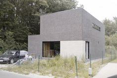 Single Family House in Hever (BE) -- TRAJEKT architectengroep bvba, 2014