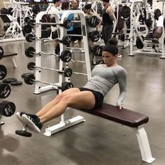 """10.7k Likes, 227 Comments - Sarah Bowmar, MBA, CPT (@sarah_bowmar) on Instagram: """"The last superset of quite possibly the hardest ab workout I've ever completed. The full workout is…"""""""