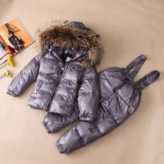Moncler Boys and Girls Suit MK042