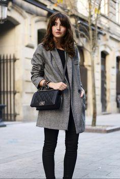 d346e45fef4 Chanel boy bag How To Wear Sneakers
