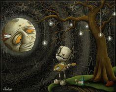 Amore (by FABIO NAPOLEONI) [moon serenade]