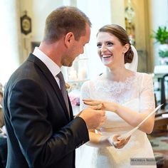 Wedding Detail - Wedding Dress - Wedding ring