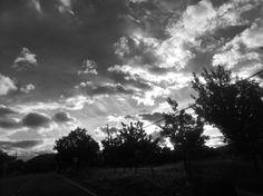 BAITOBEK ENDAY: Atardecer en la carretera (1)