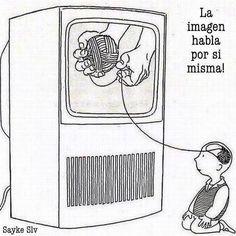 ¿La televisión absorbe la creatividad?
