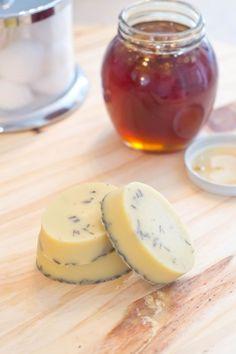 diy honey lavender bath melts2