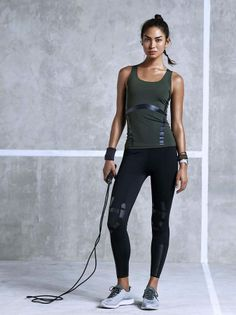 H&M's Athletic Wear Range Will Cover Running, Yoga Needs