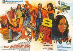 Thai movie poster by jackon. This photo and stack of good Thailand Info @ http://islandinfokohsamui.com/