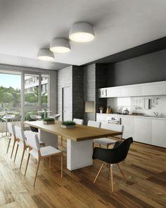 Espaço gourmet | torre residencial - Interiores W - Maiojama - POA/RS/Brasil Projeto: Maena _ www.maena.com.br