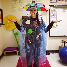 the weather from judy and ronald barretts cloudy with a chance of meatballs teacher halloween costumescandy costumesawesome - Cute Halloween Costumes For School