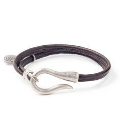 TAMI HOMME- Brun Personalized Items, Bracelets, Menswear, Lobster Clasp, Money, Bangles, Arm Bracelets, Bracelet, Bangle