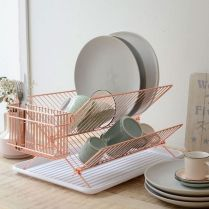 +41 Essential Things For Copper Kitchen Accessories Home Decor Rose Gold 47