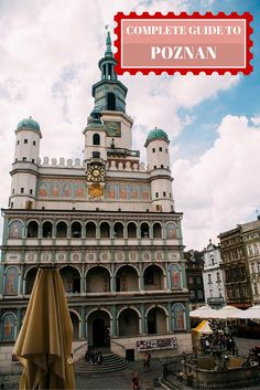 A Huge List of Things To Do in Poznan