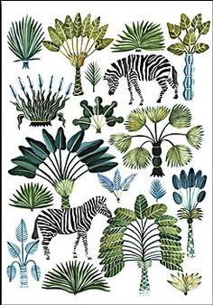 Best plants illustration jungle Ideas – Best Garden Plants And Planting Art And Illustration, Pattern Illustration, Botanical Illustration, Botanical Art, Animal Illustrations, Illustrations Posters, Jungle Art, Jungle Drawing, Flora Und Fauna