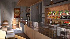 Fast food eating + Italian high quality meat @studiolabark