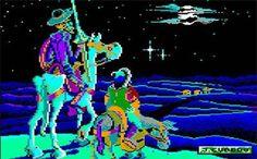 Seis videojuegos de la Edad de Oro que se basaron en libros.