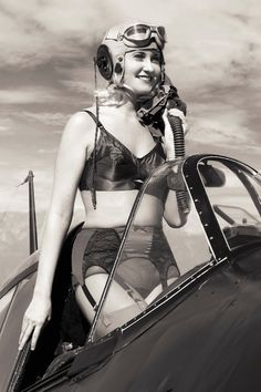 Secrets In Lace's Sexy Salute To Flyboys – Lingerie Talk