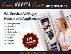 Encino Refrigerator Repair Tips Appliance Repair, Oven Range, News Blog, Refrigerator, Dishwasher, Household, Appliances, Tips, Gadgets