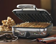 All-Clad Belgian Waffle Makers | Williams-Sonoma (sale 150 )
