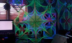 Sandro - String-art - UV-Decoration