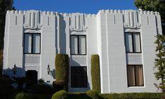 Art Deco ~ Los Angeles | House, Hancock Park