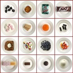 Beat sugar cravings with these 20 sweet treats – a visual guide - Catherine Saxelby's Foodwatch Healthy Snacks, Healthy Eating, Good Food, Yummy Food, Sugar Cravings, Healthy Weight Loss, Fresh Fruit, Nom Nom, Sweet Treats