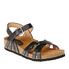 Sofft Barretta Strappy Sandals :: Casual Sandals :: Shop now with FootSmart