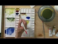 24.Watercolour As If By Magic Four - Part Two - YouTube