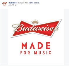 bud profile social media pictures