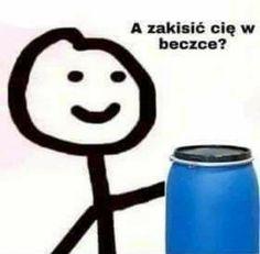 Funny Images, Funny Photos, Sticky Man, Haha Funny, Lol, Polish Memes, Weekend Humor, Cartoon Jokes, Me Too Meme