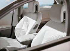 IONIQ 5 Digital World Premiere | IONIQ - Hyundai Worldwide General Electric, Electric Car, Car Experience, Ac System, Combustion Engine, Back Seat, Comebacks, Car Seats