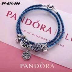 Pandora winter Christmas new year bracelet #pandorajewelry