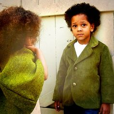 Wow ~ love this! Boys Blazer  the INFAMOUS Olive Roy  Made to by theHouseofLux, $89.00