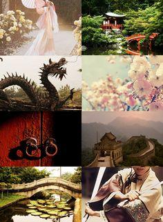 Mulan by #mirandacazier
