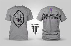 Resultado de imagem para black widow tshirt