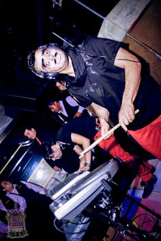Live Rock Dj Party by Ice Breakers®