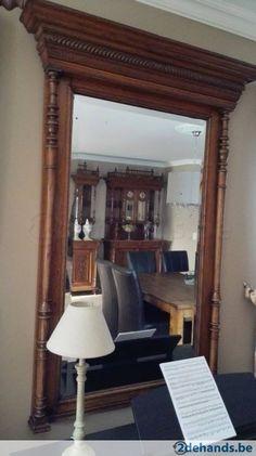 Antieke Mechelse Spiegel