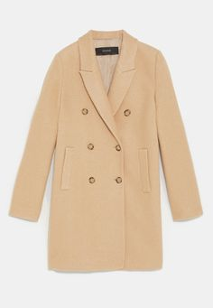 d35497c7633 Pippa Middleton just wore a really chic Zara camel coat - and its bargain  price will surprise you