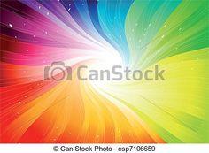 Vektor - vektor, szivárvány, színezett, starburst - stock illusztráció, szerzői jogdíj mentes illusztrációk, stock clip art ikon, stock clip art ikonok, logo, line art, EPS kép, képek, grafika, grafikák, rajz, rajzok, vector kép, grafika, EPS vektor grafika