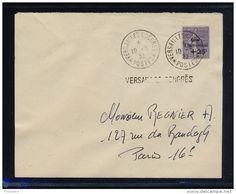 VENTE FLASH Lot B_071 -1932 (10 mai) CAISSE D´AMORTISSEMENT N°276 CAD VERSAILLES-CONGRÈS (élection Pdt A.Lebrun) SUR LSC - Delcampe.net