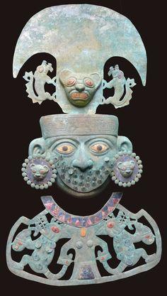 Solar de Las Calderas: La Cultura Mochica