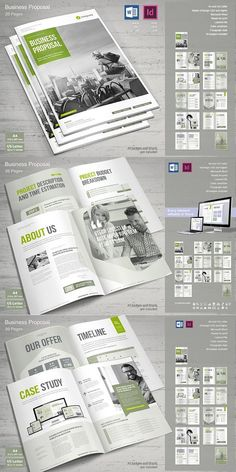 Free proposal templates can be used for attracting potential clients. Professionally designed proposal templates you can customize easily. Free Proposal Template, Project Proposal Template, Business Proposal Template, Business Pages, Business Brochure, Business Flyer, Proposal Sample, Proposal Ideas, Graphic Design Brochure