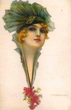 Tito Corbella postcard