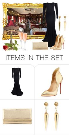 """""""Saturday Night Dinner~ Oriental Express"""" by sjlew ❤ liked on Polyvore featuring art"""