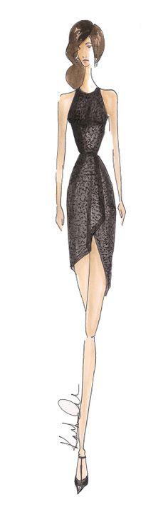 A custom design for Shiri Appleby