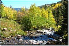 Cuchara River Recreation Area San Isabel National Forest, Trinchera Peak Area