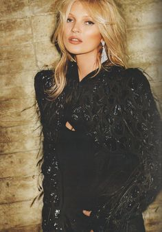 Kate Moss & George Michael | Mario Testino | Vogue Paris October 2012 | 'KingGeorge' - 3 Sensual Fashion Editorials | Art Exhibits - Anne of Carversville Women's News