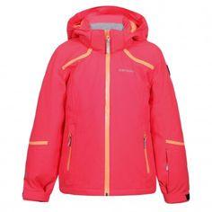 Icepeak Hazel winterjas junior pink De Wit Schijndel