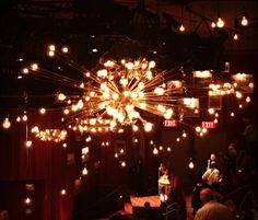 """The magical """"The Great Comet"""". Broadway. 2016. Photo by D. Rotmil (c)"""