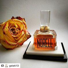 #Repost @gataki13  Sealed bottle of vintage perfume Norell Norell. #parfumcollection #parfum #perfume #profumo #fragrance #duft #smell #scent #perfumelovers #liquidgold #rare #vintage #vintagebottles #vintageperfume #norell #norellnewyork #crystal #αρομα #мояколлекция #духи #люкс #винтаж #редкость #хрустальный
