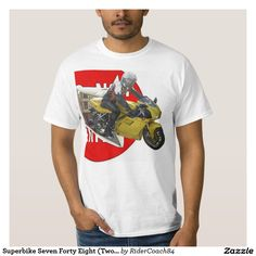 Superbike Seven Forty Eight (Two Seater) T-Shirt